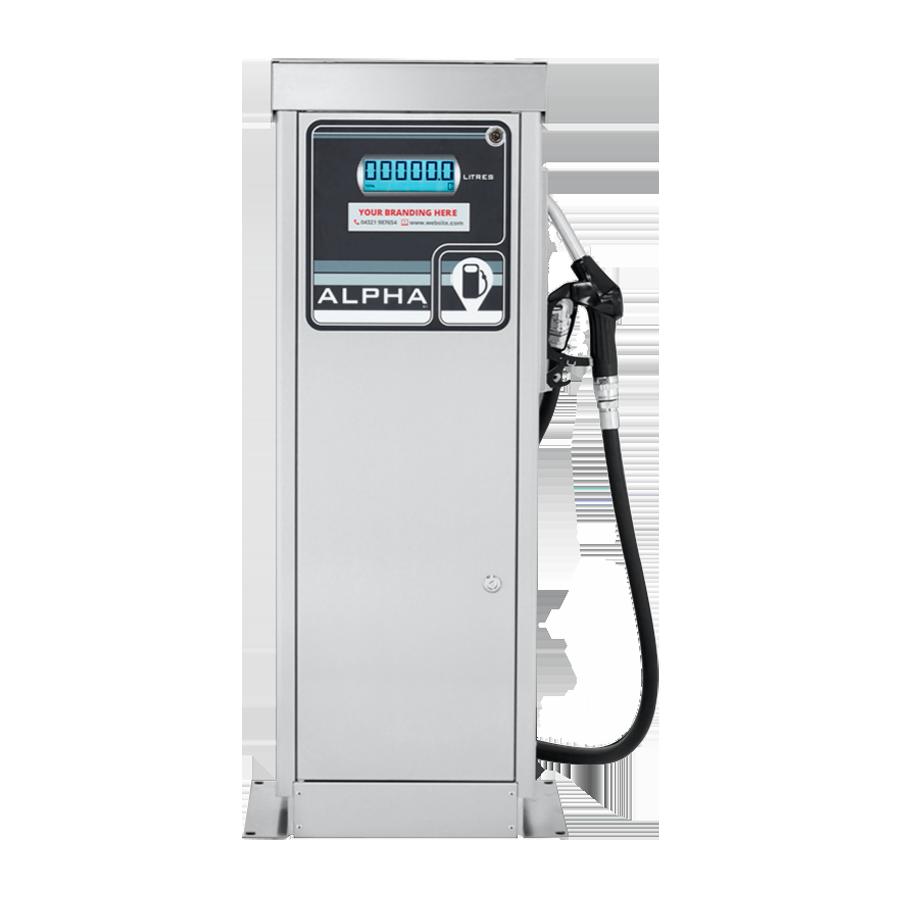 Alpha Pump Mono Diesel