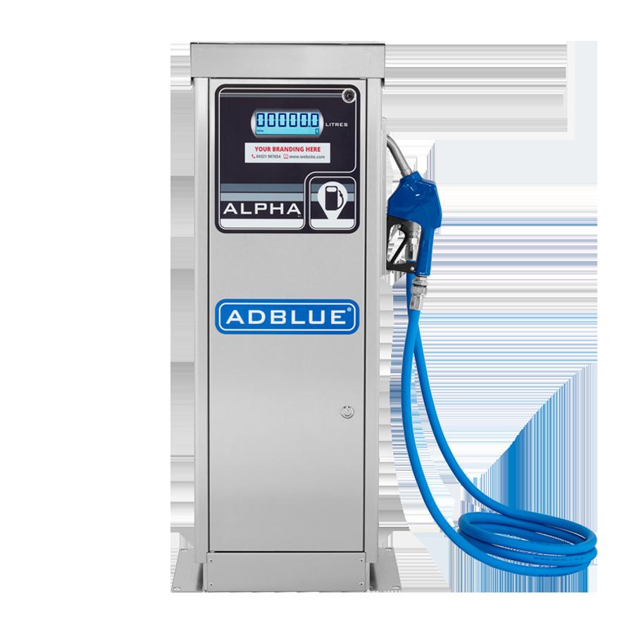 Alpha AdBlue