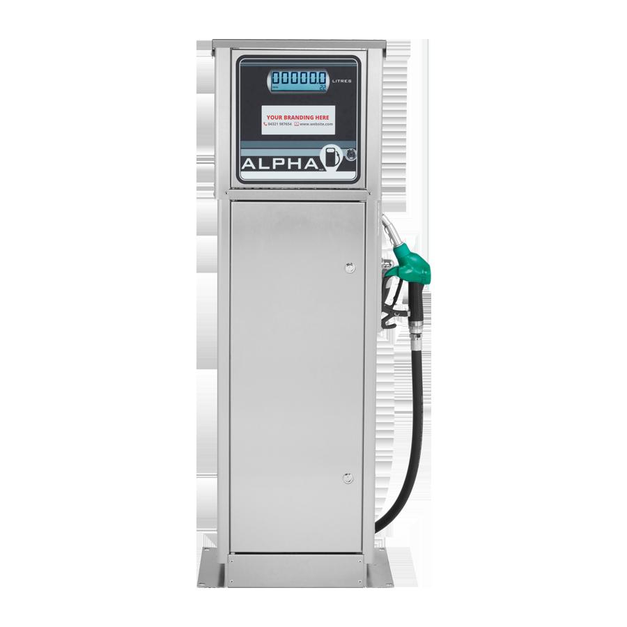 Alpha Petrol Pump Mono